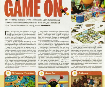 Game on - Sunday Star times